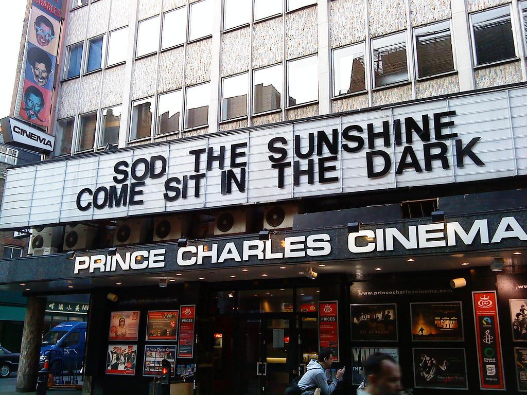 prince charles cinema - dating in london