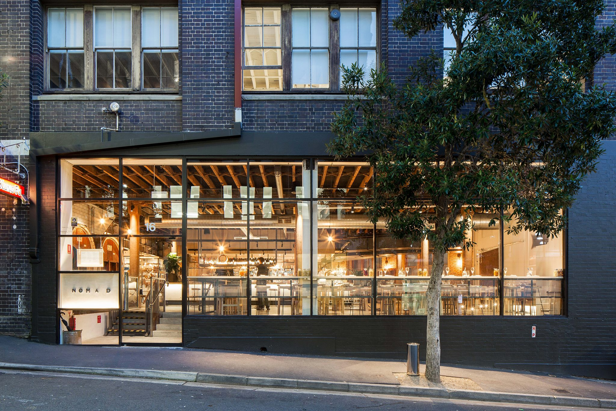 Nomad - First Date Restaurant Sydney