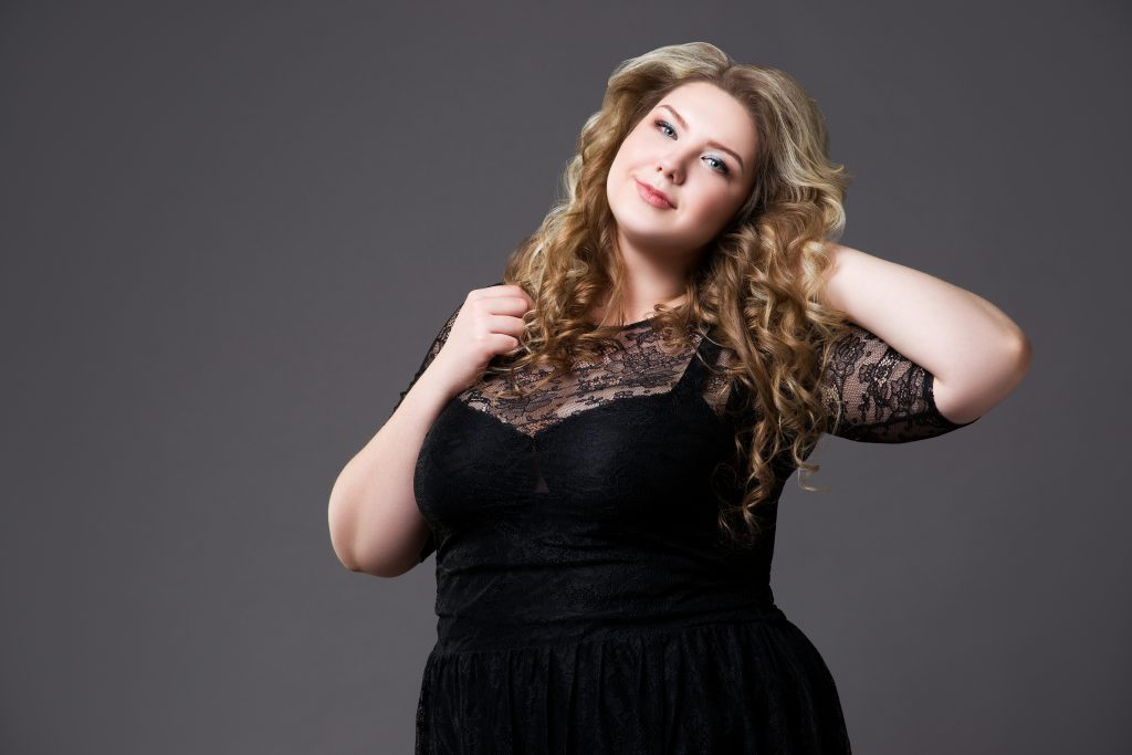 plus size dating site