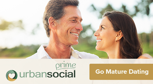 Urbansocial Prime - Online dating for sociable singles over 40