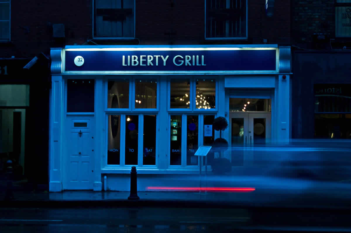 liberty grill